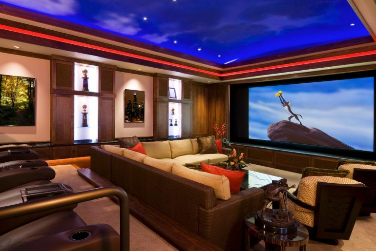 A Guide to Creating a Home Entertainment Room