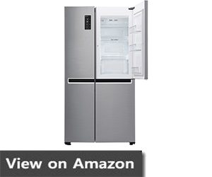 LG GSM760PZXZ Frost Free American Style Refrigerator
