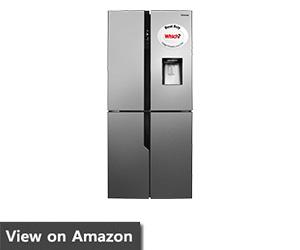 Hisense RQ560N4WC1 American Style Fridge Freezer