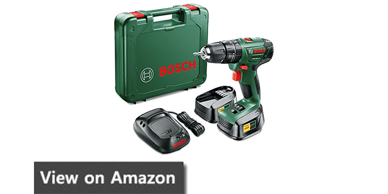 Bosch PSB 1800 Li-2 Cordless Drill Review - TheArches