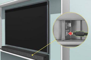 Connect Soundbar to TV?