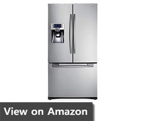 Samsung RFG23UERS1 520L Frost Free American Freestanding Fridge Freezer
