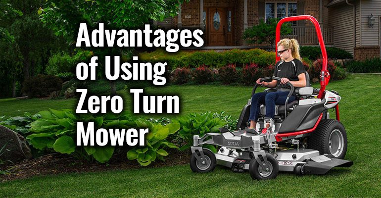 7 Perks of Buying a Zero-Turn Mower