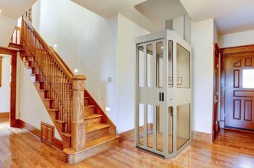 Home Lifts Add Class, Function, and Value to Any Home