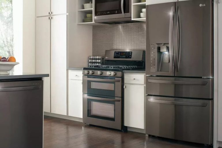 move an american fridge freezer